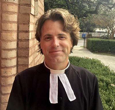 The Reverend Joseph Daly